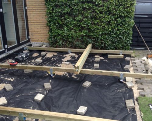 Mega Fundament terrasse NQ64